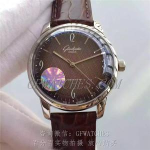 GF厂格拉苏蒂原创20世纪复古系列1-39-52-10-02-01腕表