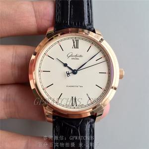 GF厂格拉苏蒂原创精髓系列1-36-01-02-05-01腕表