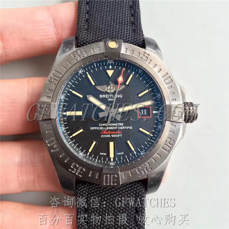 百年灵复仇者系列V1731110/BD74/109W/M20BASA.1腕表