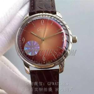 GF厂格拉苏蒂原创20世纪复古系列1-39-52-07-02-01腕表