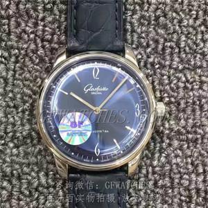 GF厂格拉苏蒂原创20世纪复古系列1-39-52-06-02-04腕表