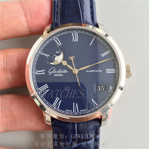 GF厂格拉苏蒂原创精髓系列100-04-05-12-30腕表
