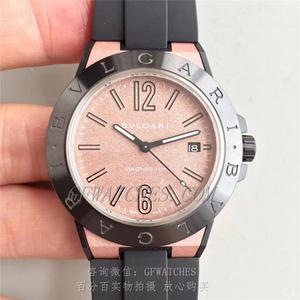 GF厂宝格丽DIAGONO系列102306 DG41C11SMCVD腕表