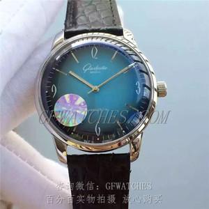 GF厂格拉苏蒂原创20世纪复古系列1-39-52-09-02-01腕表